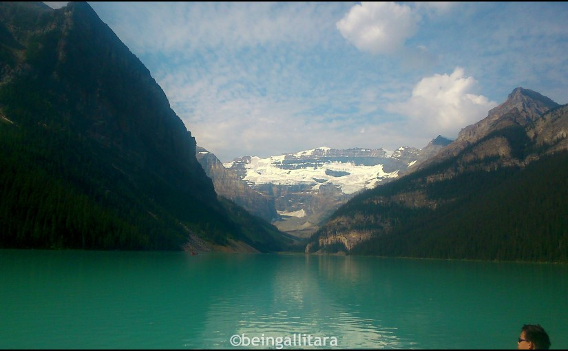 Lovely Lake Louise