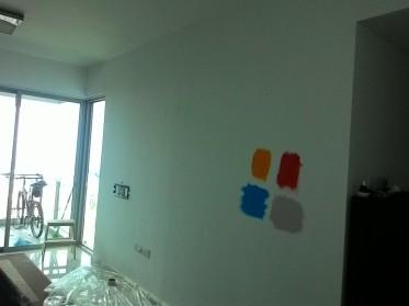 The colour original colour palette.