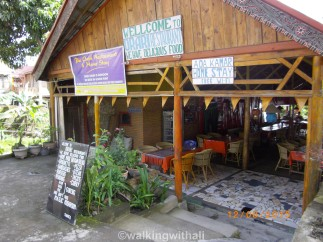 This restaurant has received some good reviews. So you could try their grilled fish here.