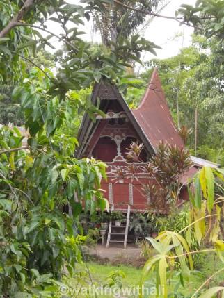 Batak house
